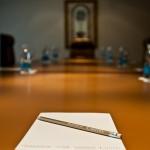 Standard Vorstandssitzung